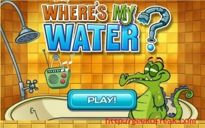wheres my water