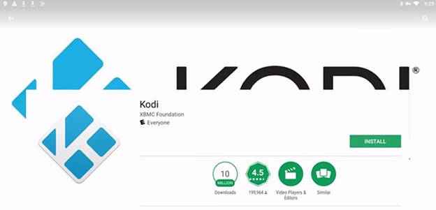 How to install Kodi on Chromebook