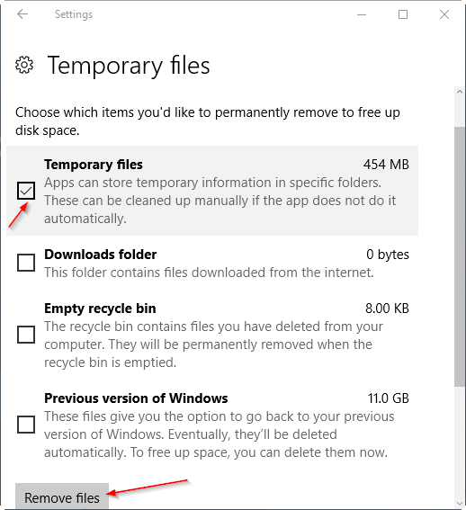 How to Clear Temporary Files in Windows 10? (5)