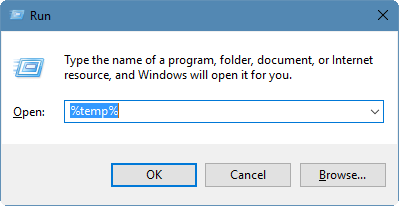 How to Clear Temporary Files in Windows 10? (8)