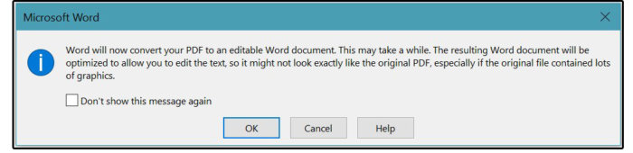 How to Edit PDFs in Microsoft Word? (2)