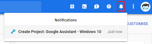 How To Run Voice Activated Google Assistant on Windows PC? (7)