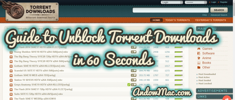 Guide to Unblock Torrent Downloads in 60 Seconds