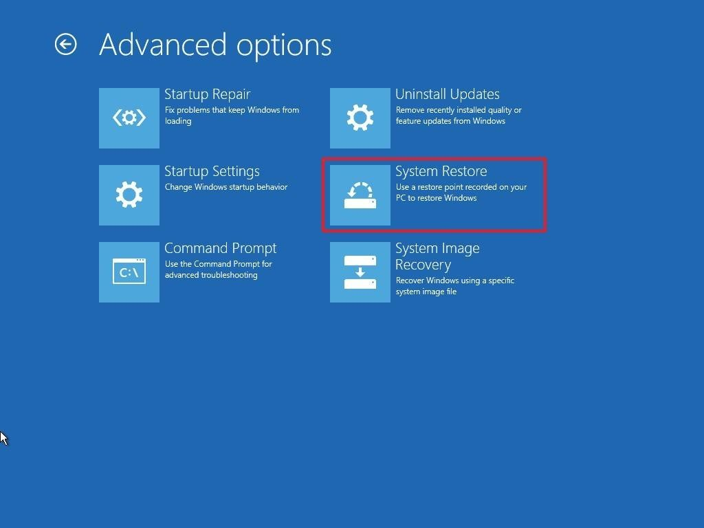 How to Fix Automatic Repair Loop on Windows 8/10? (4)