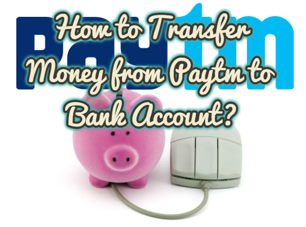 How to Transfer Money from Paytm to Bank Account?