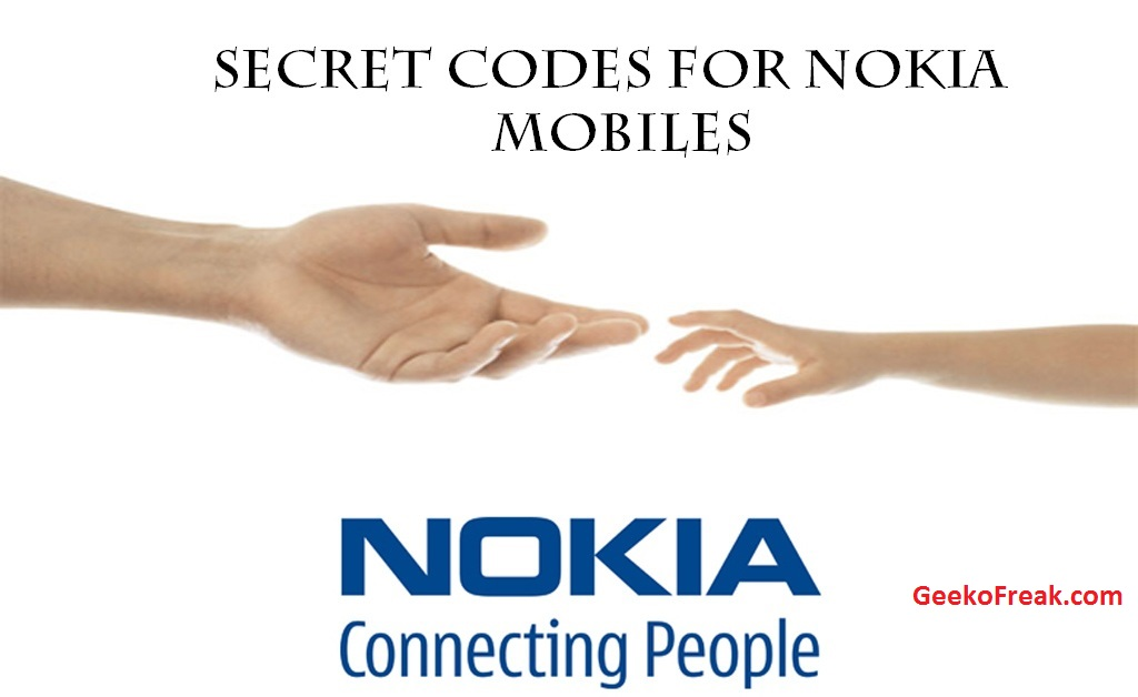 ALL NOKIA SECRET CODES - AndowMac