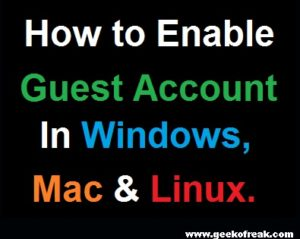 how to enable