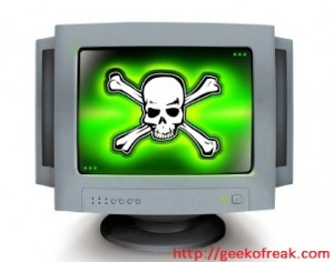 How to remove the malware from the PC or laptop