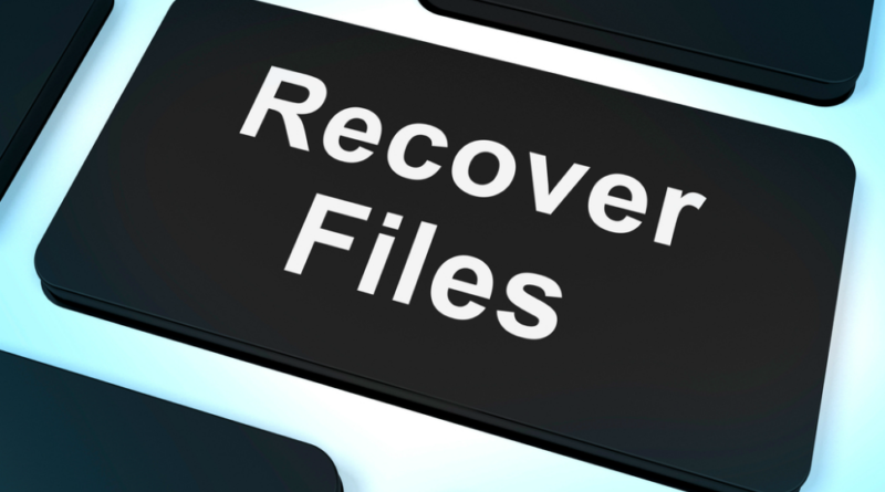 Image result for how to recover deleted files from external hard drive