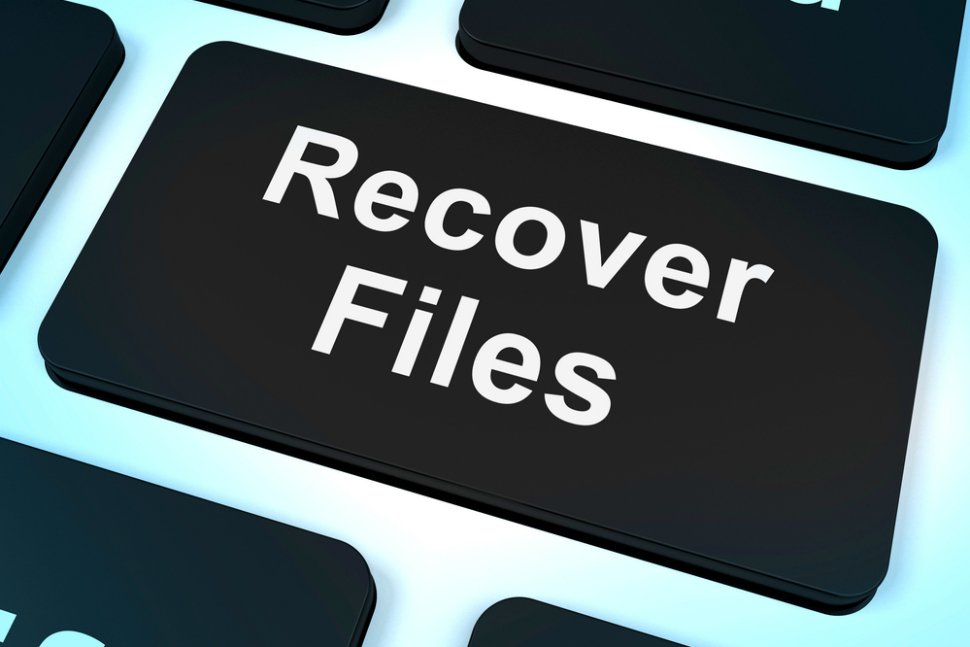 how do i recover deleted files