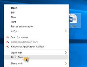 Pin-any-file-to-Start-Menu-in-Windows-10