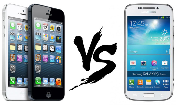 iPhone-5-vs-Samsung-Galaxy-S4
