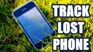 How to track a lost phone that is switched off