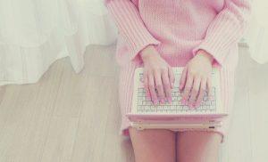 girl-notebook-pink