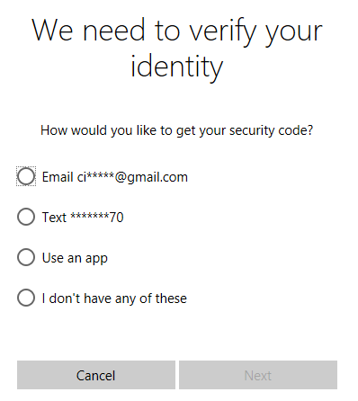 recover windows 10 password 2