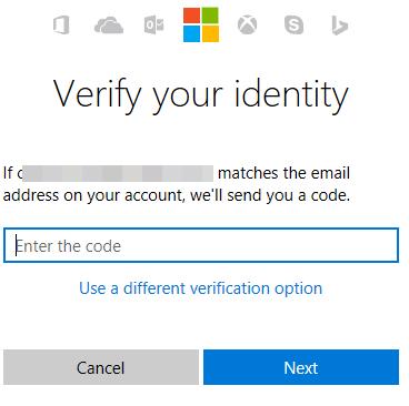 recover windows 10 password 3