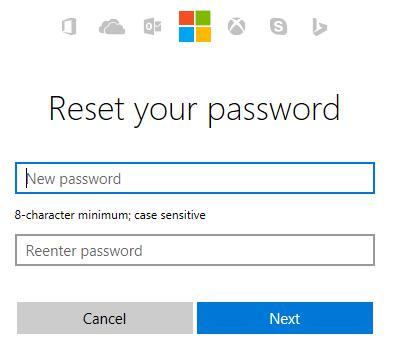 recover windows 10 password 4
