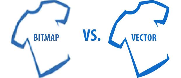 Bitmap-Versus-Vector