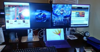 How to control multiple screen from a single PC