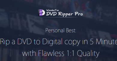 How to Rip DVDs with WonderFox DVD Ripper Pro