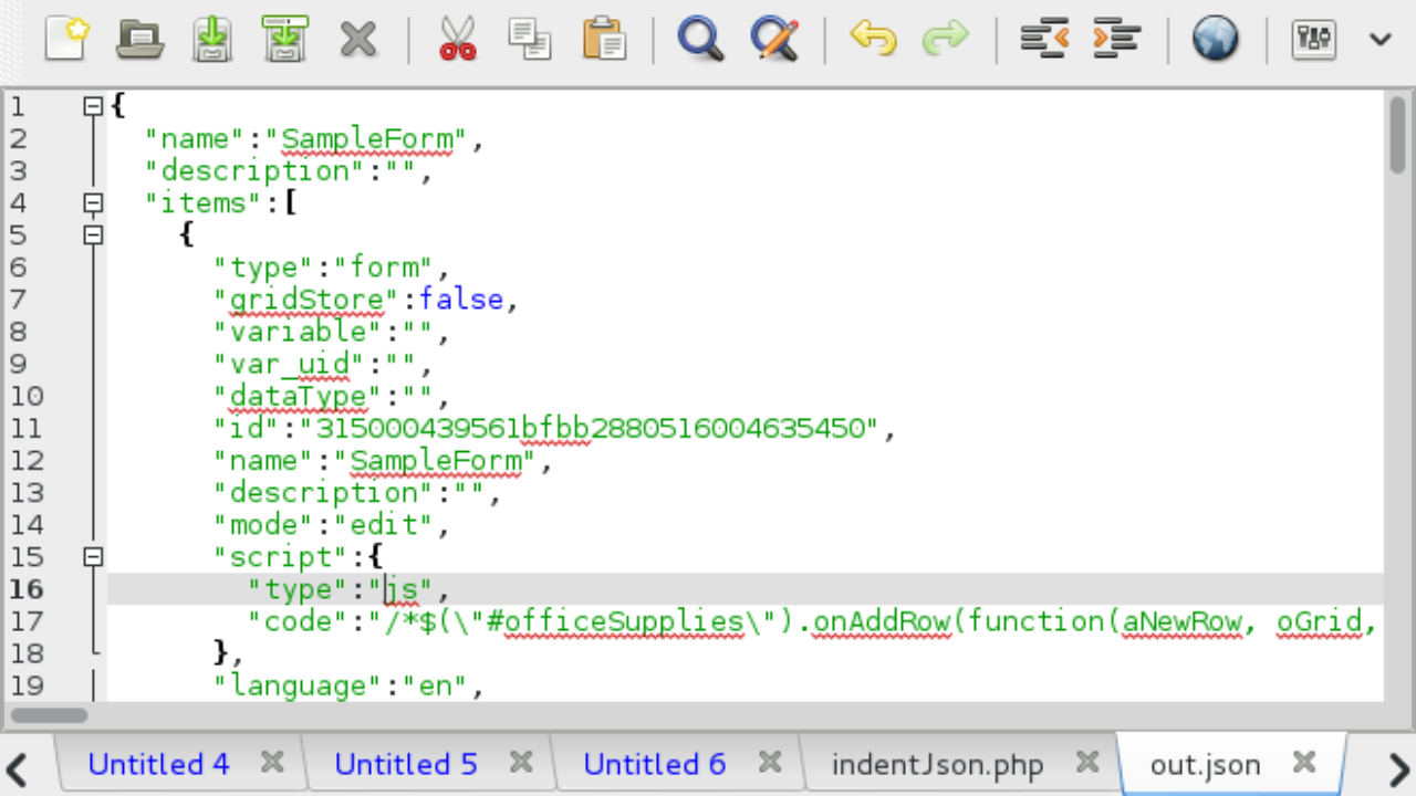 How to open JSON file with Notepad & Chrome - AndowMac