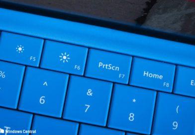 How to take a screenshot on HP laptop (Windows 7/8/10)