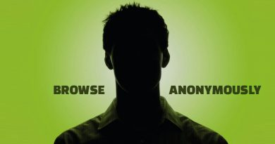 How to surf the internet anonymously?