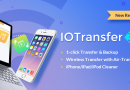 IOTransfer 3 – The best Alternate of iTunes