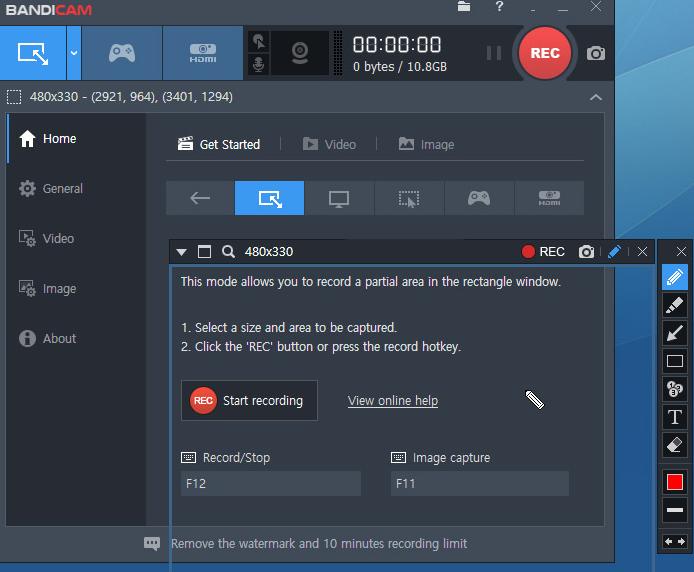 Bandicam – Best Screen Recording Software - AndowMac