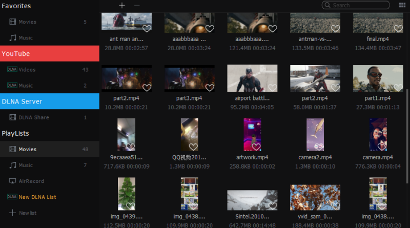 Best Free Video Player to Play & Stream Media – 5KPlayer Review
