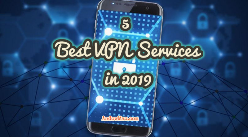 5 Best VPN Services