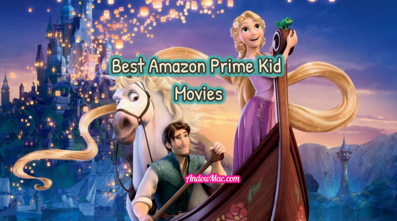 Best Amazon Prime Kid Movies