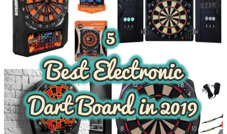 5 best electronix dart board