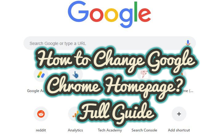 How to Change Chrome Homepage