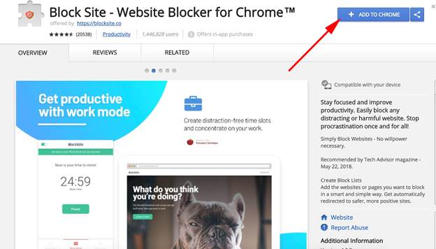 How to Block Websites on Chrome 1