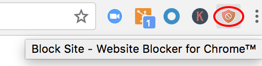 How to Block Websites on Chrome 3