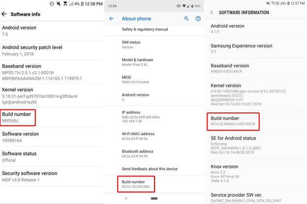 How to Unlock and Enable Developer Option on Android Phones