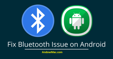 How to Fix Bluetooth Not Working on Android Issue?