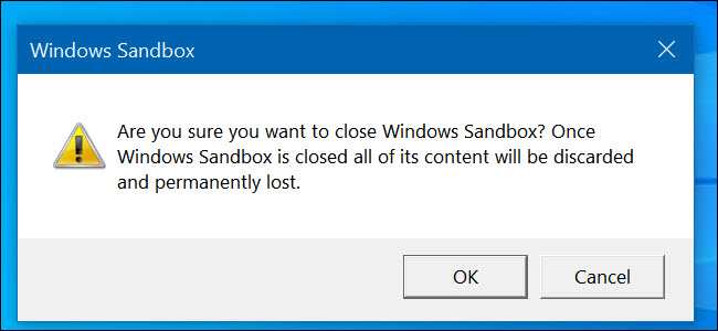 How to Use Sandbox on Windows PC to Secure your Digital Life 5