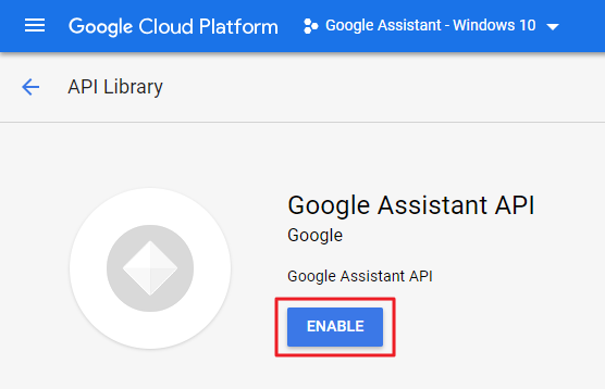 How To Run Voice Activated Google Assistant on Windows PC? (10)