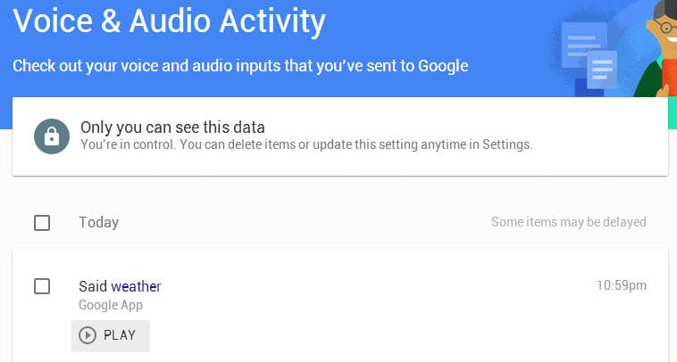 How to Delete Your Voice Recordings to Google Assistant? (2)