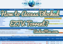 Unblock EZTV Torrent | EZTV Proxy, Mirror & Alternatives (Guide)