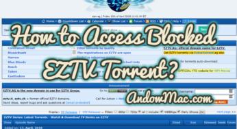 RARBG Torrents down? Unblock with RARBG proxy & RARBG Mirror List