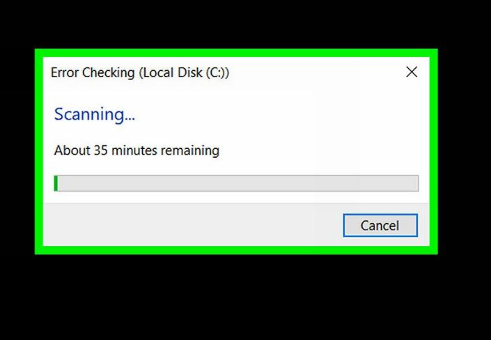 How to Scan and Remove Bad Sectors from Hard Disk using CMD? (3)