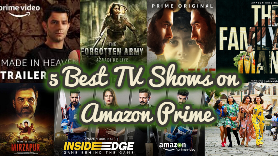 5 Best TV Shows on Amazon Prime