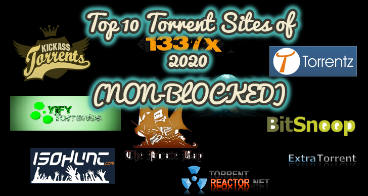 Top 10 Torrent Sites of 2020 (NON-BLOCKED)