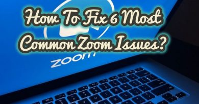 How To Fix 6 Most Common Zoom Issues?